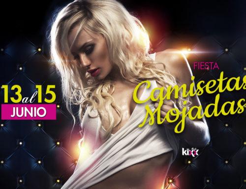 ¡Ven! A la Fiesta Camisetas Mojadas de Madrid