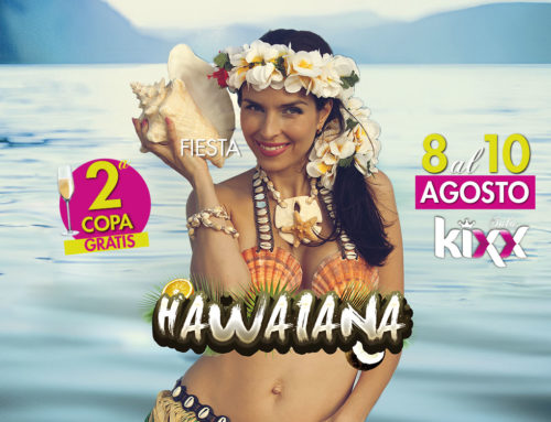 Fiesta Hawaiana en Madrid