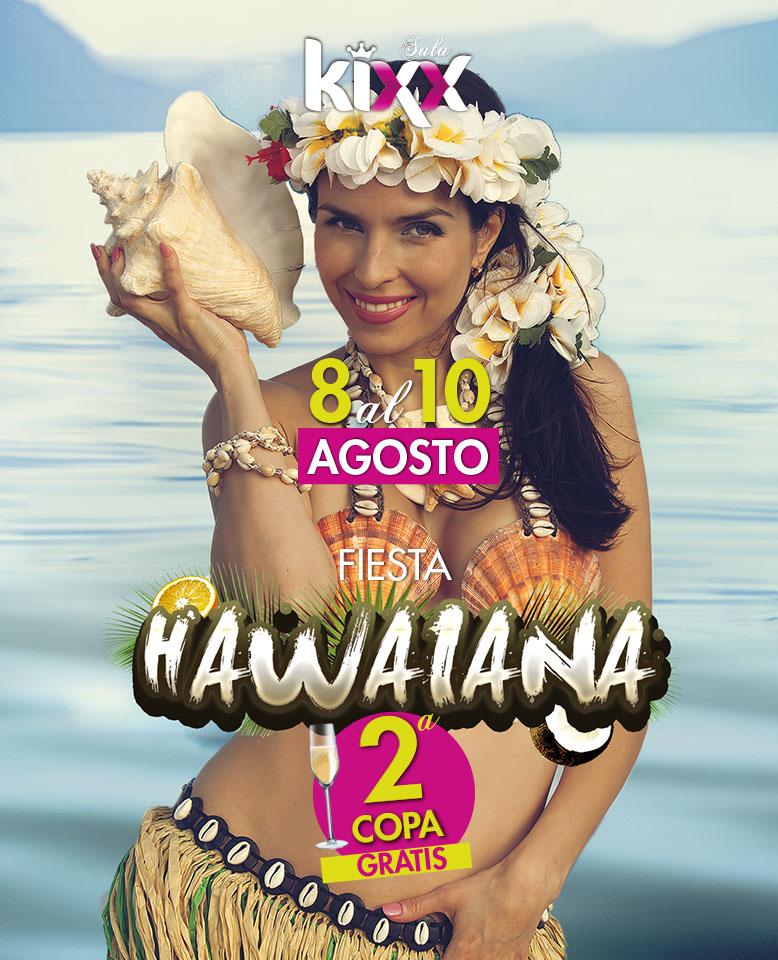 Fiesta Hawaiana Madrid